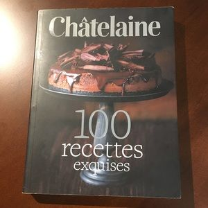 Other - 🌟 2/25$ Recipe book chatelaine in french